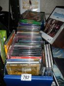 A good selection of CD's, many unopened.