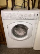 HOTPOINT 7KG ECO TECH WASHING MACHINE