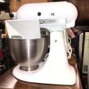 KITCHEN AID CLASSIC FOOD MIXER WITH MANUAL