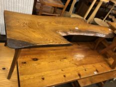 ELM WANEY TOPPED COFFEE TABLE