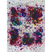 Sam Francis (1923-1994), SPUN FOR JAMES KIRSCH, 1972 [GEMINI G.E.L., 411; LEMBARK, 53], Sheet 29.7 x