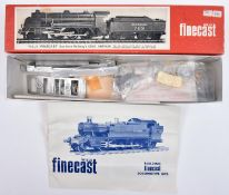 Wills Finecast Southern King Arthur tender locomotive. An unmade kit, boxed with instructions and