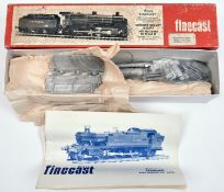 Wills Finecast Southern N Class Mogul tender locomotive. An unmade kit, boxed with instructions