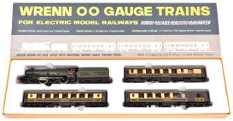 Wrenn Special Pullman Set No.1 Comprising a 4-6-0 Castle Class tender locomotive Cardiff Castle,