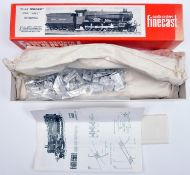 Wills Finecast GWR Hall (original) Class tender locomotive. An unmade kit, boxed with instructions
