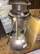 A Tilly Lamp The-saleroom.com showing catalogue only, live bidding available via our website. If you