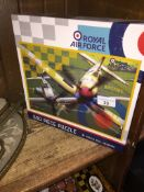 A Royal Air Force 500 piece jigsaw puzzle The-saleroom.com showing catalogue only, live bidding