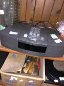 A bose Wave Radio/CD player The-saleroom.com showing catalogue only, live bidding available via