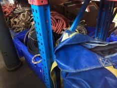 3 boxes and a bag of climbing ropes - AF - with no safety guarantee. Catalogue only, live bidding