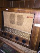 An old Pye radio Please note, lots 1-1000 are not available for live bidding on the-saleroom.com,