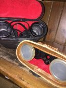 2 sets of binoculars - Regent and Prinzlux Please note, lots 1-1000 are not available for live