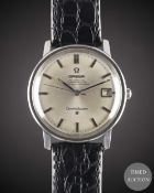 A GENTLEMAN'S STAINLESS STEEL OMEGA CONSTELLATION AUTOMATIC CHRONOMETER WRIST WATCH CIRCA 1967, REF.