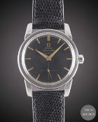 A GENTLEMAN'S STAINLESS STEEL OMEGA SEAMASTER AUTOMATIC WRIST WATCH CIRCA 1956, REF. 2846 / 2848 6