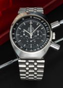 "A RARE GENTLEMAN'S STAINLESS STEEL OMEGA SPEEDMASTER PROFESSIONAL MARK II ""TELESTOP"" CHRONOGRAPH"