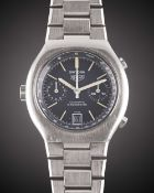 A GENTLEMAN'S STAINLESS STEEL HEUER DAYTONA AUTOMATIC CHRONOGRAPH BRACELET WATCH CIRCA 1977, REF.
