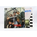 Vinyl - Yardbirds Five Live Yardbirds 33SX1677 and The Yardbirds CR107 Charity Records double record