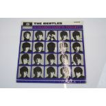 Vinyl - The Beatles A Hard Days Night LP OMC1230 sold in UK, the Parlophone Co Ltd 33 1/3 on