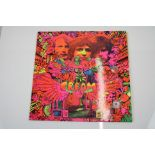 Vinyl - Cream Disraeli Gears LP on Reaction 594003 sleeve laminated to front only, Publishers