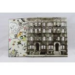 Vinyl - Led Zeppelin - Two LP's to include Three (K50002) and Physical Graffiti (SSK 89400) both