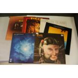 "PROG ROCK / HARVEST / EMI. 6 ORIGINAL UK 1970'S PROG ROCK ALBUM WITH SOME PROMOS. 1) ARIEL - ""A"