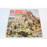 "ALAIN MARKUSFELD - ""LE MONDE EN ETAGES"" (1970, French Barclay Records, 920 179). Rare and amazing"