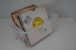 Vinyl - Collection of 28 The Rolling Stones 45s many in company sleeves to include Not Fade Away,