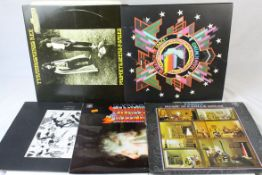 Vinyl - Five LPs featuring Family Music in a Dolls House RLP6312, Tyrannosaurus Rex Prophets,