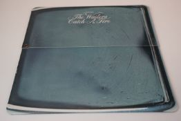 Vinyl - Bob Marley Catch A Fire LP on Island ILPS9241 in ex- condition with very slight evidence