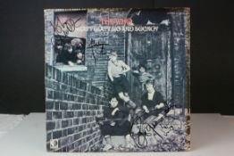 Music Memorabilia - The Who Meaty Beaty Big And Bouncy - fully signed by the band inc Keith Moon