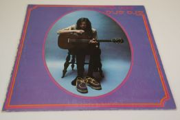Vinyl - Nick Drake Bryter Later (ILPS 9134) first press with pink rim Island label, Stereo on label,