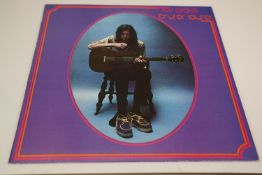 Vinyl - Nick Drake -Bryter Layter LP on Island ILPS9134, sleeve and vinyl vg++