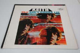 Vinyl - Keith 98.6 Aint Gonna Lie LP on Mercury SB 61102 US pressing with original Mercury inner