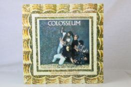 Vinyl - Colosseum Those Who Are About To Die Salute You LP on Fontana STL5510, laminated sleeve,