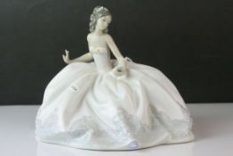 Lladro Figurine ' At the Ball, model no. 5859, 27cms high