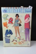 American Haley Johnson Design ' Jackie Kennedy, the First Lady ' Magnetic Dress-Up Ensemble,