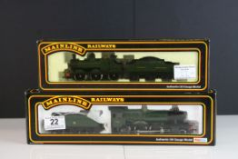 Two boxed Palitoy Mainline OO gauge locomotives to include 54156 2301 Class Dean Goods 0-60 GWR