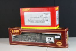 Boxed Airfix GMR OO gauge Caerphilly Castle 4-6-0 locomotive