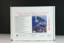 Boxed ZTC Controls 511 Digital Master Controller, complete and appearing unused