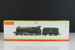 Boxed Hornby OO gauge R3229 DCC Ready BR 4-6-0 Star Class British Monarchy locomotive