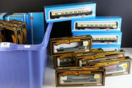 21 Boxed OO gauge items of rolling stock to include 13 x Palitoy Mainline and 8 x Airfix, features