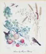Marjorie BLAMEY (British b.1919)Autumn, Lithograph limited edition of 850, Signed in pencil lower