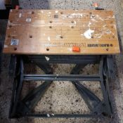 BLACK AND DECKER WORKMATE 750