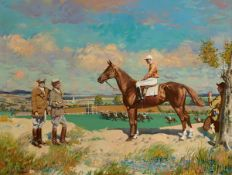 Sir William Orpen KBE RA RI RHA (1878-1931) SERGEANT MURPHY AND THINGS; MR STEPHEN SANFORD'S