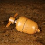 """A Fine 19th Century Boxwood """"Urn"""" Shaped Lemon Squeezer, with a screw off upper half,"""