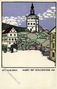 Kunst u. Kultur,Kunst,Wiener WerkstaettenWiener Werkstätte 210 sign. Leupold-Löwenthal, Alois oder