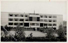 Kunst u. Kultur,Malerei,BauhausBAUHAUS - BRÜNN - Foto-Ak Bauhaus-Stil IDieses Los wird in einer