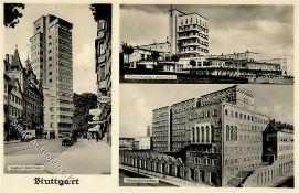 Kunst u. Kultur,Malerei,BauhausBAUHAUS - STUTTGART - Gebäude im Bauhaus-Stil IDieses Los wird in