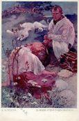 Kunst u. Kultur,Berühmte Maler,MuchaMucha, A. Blahoslaveni Chudi Duchem I-IIDieses Los wird in einer