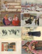 Kunst u. Kultur,Berühmte Maler,sonstige