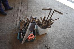 Qty Hand tools
